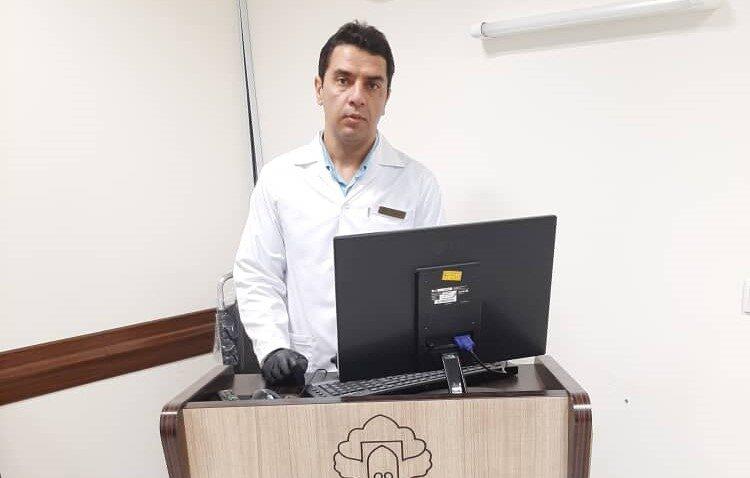 گفتگو با دکتر حامد قلی زاده مخترع دستگاه CIC ( مجموعه ابزار سونداژ تمیز)
